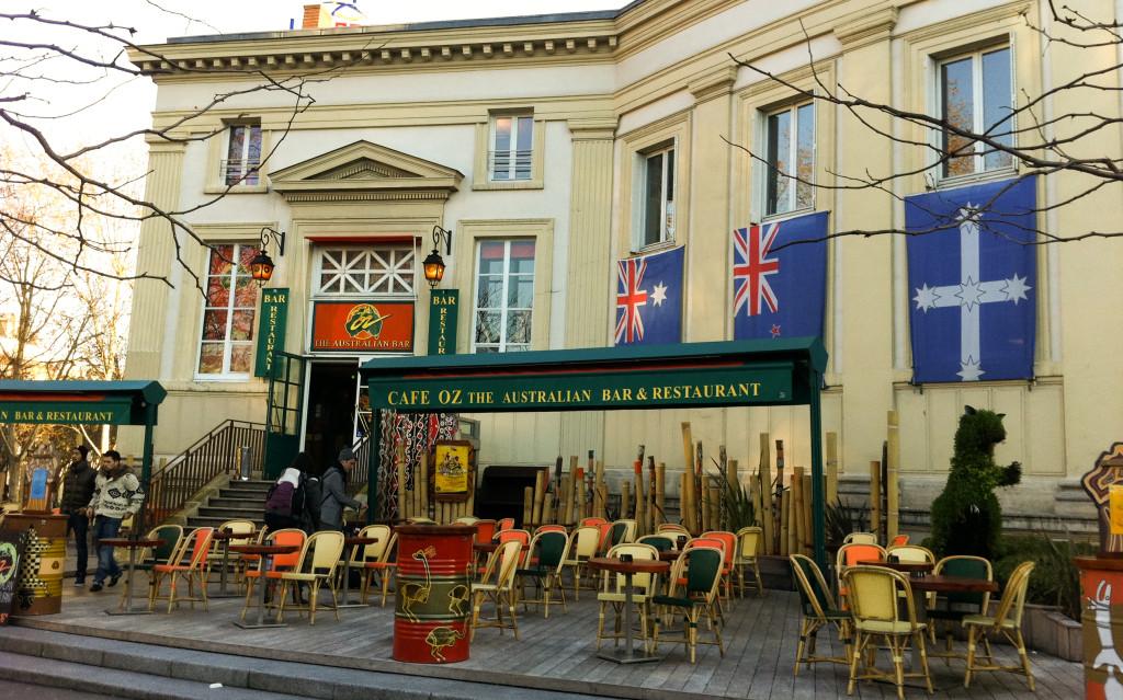 Le Café OZ Denfert Rochereau